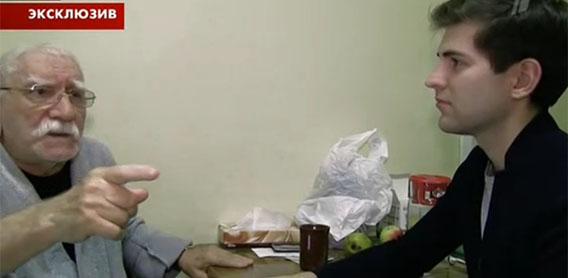 «Ես ապրելու տեղ չունեմ». Արմեն Ջիգարխանյանի բացառիկ հարցազրույցը «Пусть говорят» հաղորդմանը (տեսանյութ)