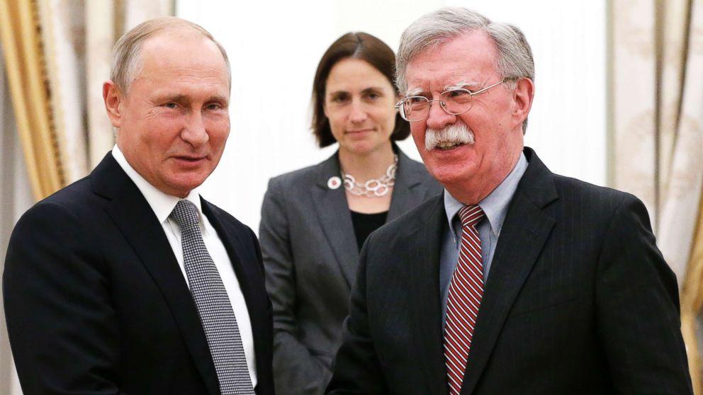 Բոլթոնը գնաց, Պուտինը կգա. օրակարգային փոփոխություններ կլինե՞ն ՀՀ-ԱՄՆ հարաբերություններում. «Հրապարակ»