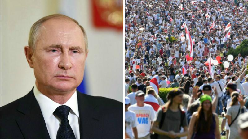 Բելառուսում ռուսական ուժերի կիրառման անհրաժեշտություն այս պահին չկա. Պուտին