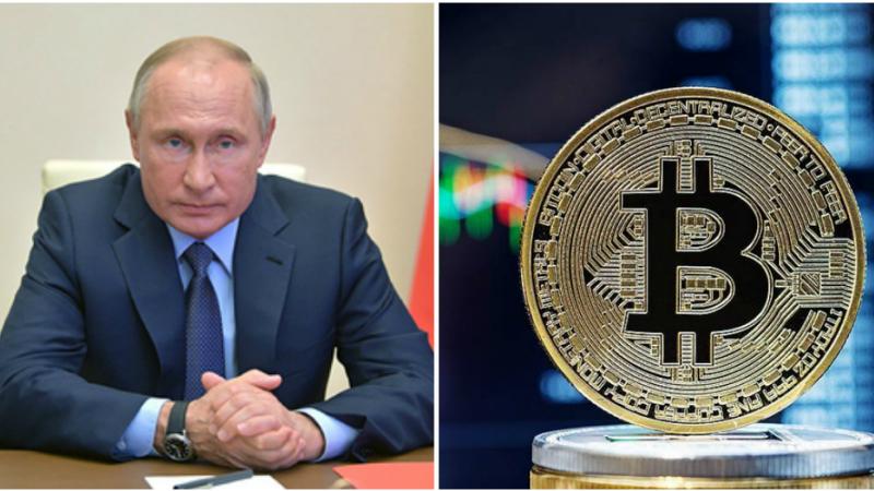ՌԴ նախագահն արգելել է երկրում կրիպտոարժույթով վճարում կատարել