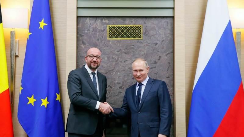 Պուտինն ու ԵԽ նախագահը քննարկել են ՀՀ և Ադրբեջանի միջև հարաբերությունների կարգավորման հարցերը