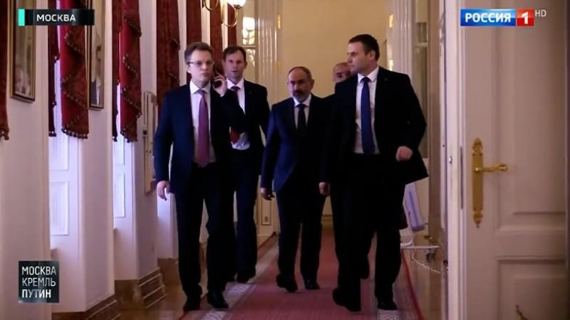 Պուտին-Փաշինյան հանդիպման կուլիսային կադրերը և ՀՀ վարչապետի՝ մինչ այժմ չհրապարակված հարցազրույցը