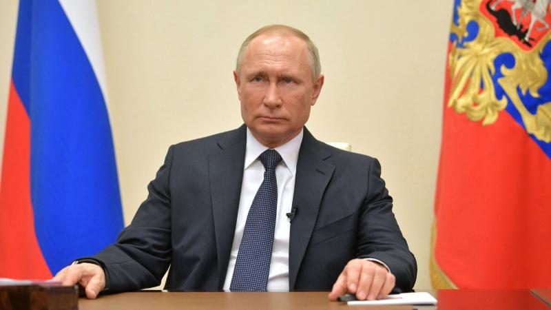 Պուտինը հայտնել է Ռուսաստանի  սահմանադրական փոփոխությունների քվեարկություն օրը