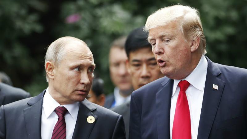 Ռուսաստանի և ԱՄՆ նախագահները հեռախոսազրույց են ունեցել․ քննարկվել է երկու երկրների կորոնավիրուսի համավարակի դեմ պայքարում առաջընթացը