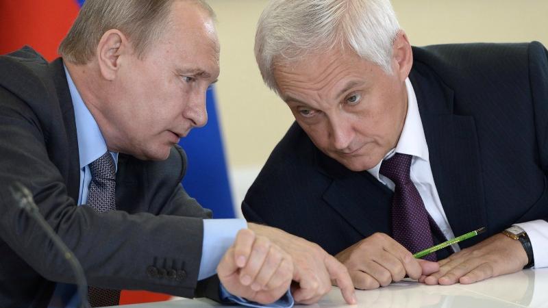 Վլադիմիր Պուտինը առաջին փոխվարչապետի պաշտոնում նշանակել է Անդրեյ Բելոուսովին