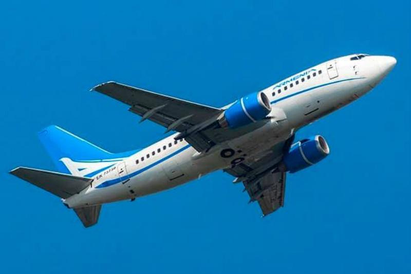 Քաղավիացիայի կոմիտեն ուսումնասիրում է ինքնաթիռում կանգնած ուղևորների մասին տեղեկությունները