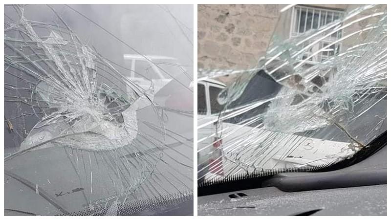 Ադրբեջանցիների կողմից հայկական ավտոմեքենայի քարկոծման դեպքով բավարար տեղեկություններ ձեռք չեն բերվել