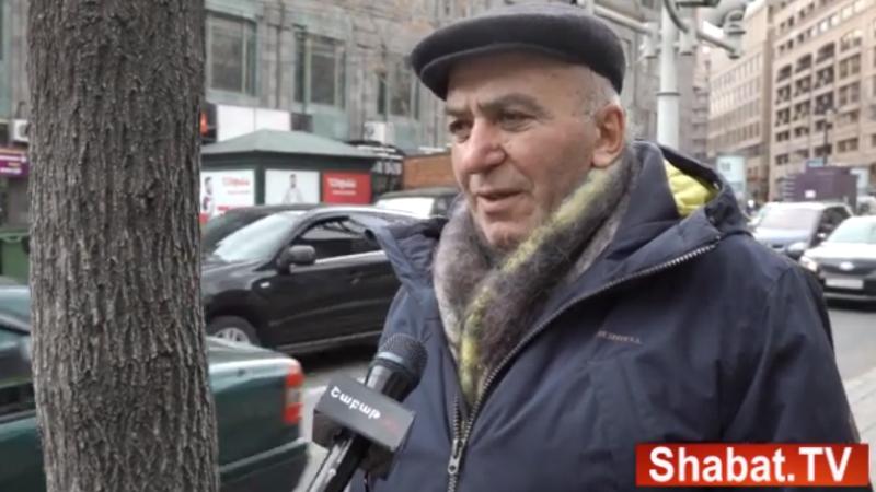 Ի՞նչ են կարծում քաղաքացիները՝ Սահմանադրական դատարանի հանրաքվե անցկացնելու մասին (տեսանյութ)