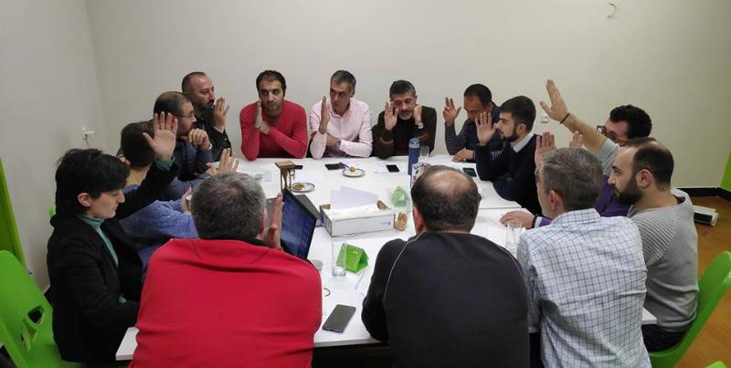 «Քաղաքացու որոշում» ՍԴԿ-ն կմասնակցի արտահերթ խորհրդարանական ընտրություններին