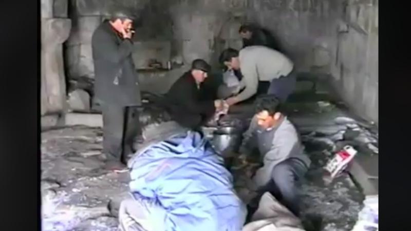 Մի խումբ տղամարդիկ «քեֆ են արել» Սելիմի քարավանատանը. հերթական դեպքը՝ հուշարձանի տարածքում (տեսանյութ)