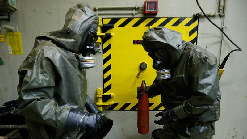 ՀՀ ԱԳՆ միջազգային անվտանգության վարչության պետը մեկնաբանել է Քիմիական զենքի արգելման կազմակերպության համաժողովին ՀԱՊԿ հայտարարությունը