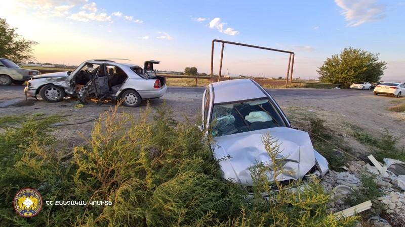 Մասիս-Նորամարգ ավտոճանապարհին տեղի ունեցած մահվան ելքով վթարի փաստով հարուցվել է քրեական գործ