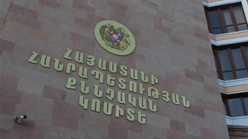 «Վազգեն Սարգսյանի» անվան ռազմական ակադեմիայի մոտ տեղի ունեցած միջադեպի առթիվ հարուցվել է քրեական գործ