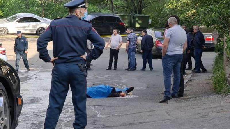 Կրակոցներ Երևանում. կա մեկ զոհ, մեկ վիրավոր. Քննչական կոմիտեն մանրամասներ է հայտնում (լուսանկարներ)
