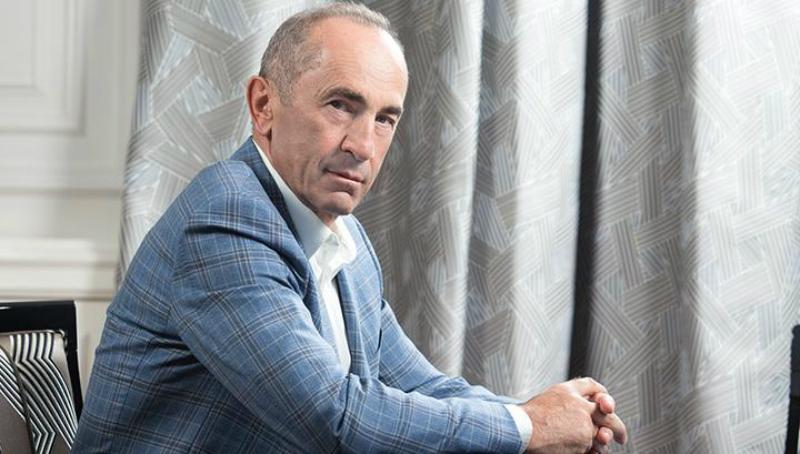 «Սիստեմա»-ն առաջարկել է տնօրենների խորհրդի կազմում կրկին ներառել Ռոբերտ Քոչարյանին