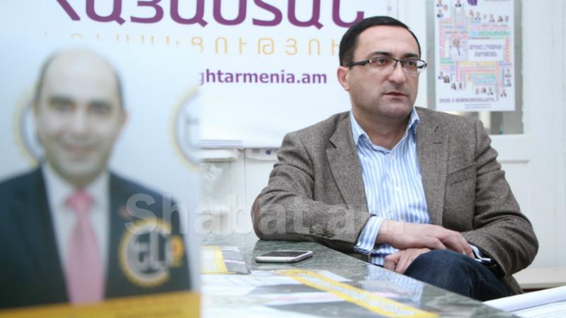 Էդմոն Մարուքյանի եղբայրն ազատվել է աշխատանքից․ «Հրապարակ»