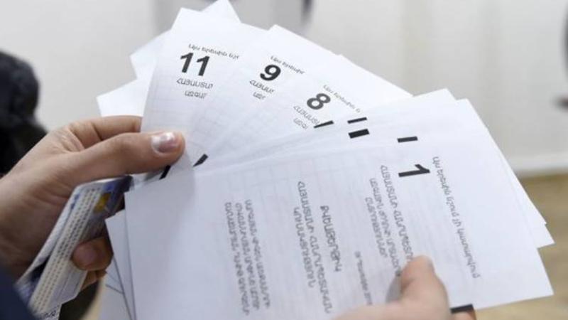 Չքվեարկած քվեաթերթիկները դուրս բերել չի կարելի. «Հրապարակ»
