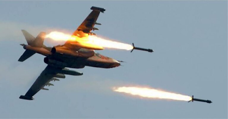 Մարտունին ենթարկվել է ռմբակոծության․ կիրառվել է ռազմական ավիացիա․ Արցախի ԱԻՊԾ
