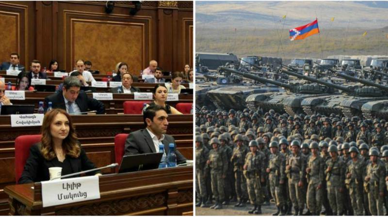 «Իմ քայլը» սպասում է բանակի ազդակներին. վաղը ռազմական դրությունը վերացնելու հարցով ԱԺ-ում հանձնաժողովի նիստ է հրավիրվել