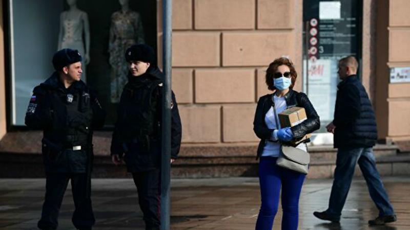 ՌԴ Պետդուման ընդունել է օրենք կարանտինի խախտման համար քրեական պատասխանատվության ենթարկելու մասին. РИА Новости