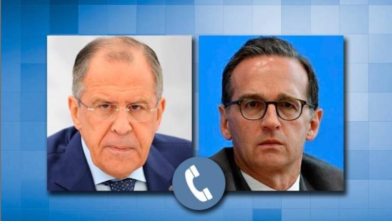 ՌԴ և Գերմանիայի ԱԳ նախարարները մտքեր են փոխանակել ԼՂ հակամարտության վերաբերյալ