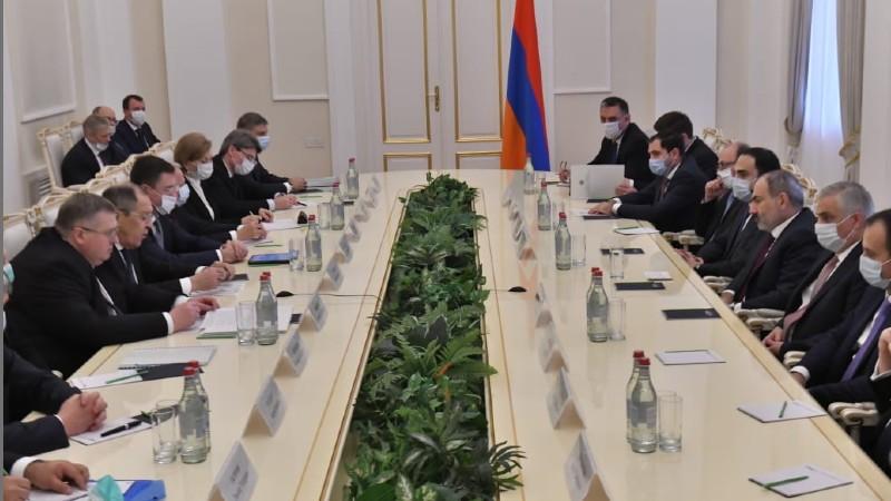 ՌԴ-ն վերահաստատում է աջակցությունը եղբայրական հայ ժողովրդին. վարչապետն ընդունել է ՌԴ կառավարական պատվիրակությանը (տեսանյութ)