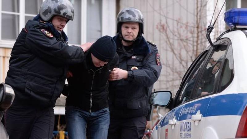 Ռուսաստանի տարբեր քաղաքներում ձերբակալել են բողոքի ակցիաների 863 մասնակցի