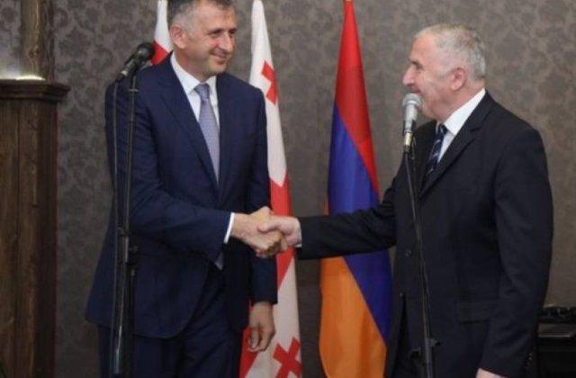 Աջարիայի նախագահը մասնակցել է Հայաստանի Հանրապետության 100-ամյակին նվիրված ընդունելությանը