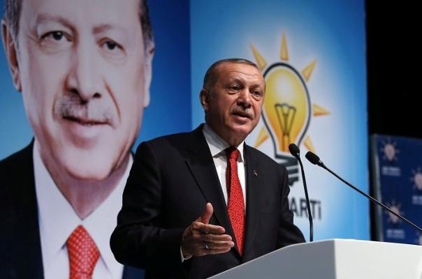 Էրդողանը Թուրքիայում տնտեսական ճգնաժամի համար մեղադրել է ԱՄՆ-ին