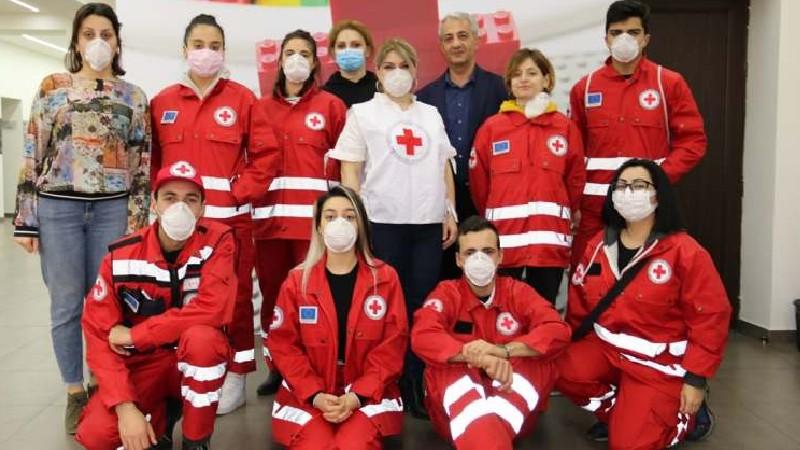 ՀԿԽԸ-ն դպրոցներում և հանրային վայրերում կկազմակերպի իրազեկման միջոցառումներ. Այսօր առաջին օգնության համաշխարհային օրն է