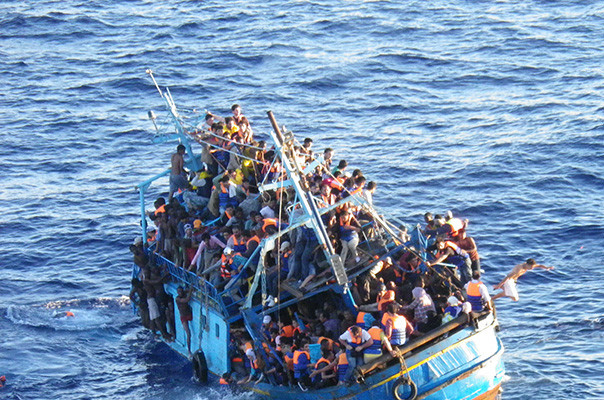 Իսպանացի փրկարարները շուրջ 20 փախստական են փրկել Միջերկրական ծովում