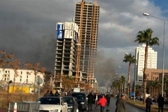 Թուրքիայի Իզմիր քաղաքում իրականացված ահաբեկչության հետևանքով 2 մարդ է մահացել, 5-ը՝ վիրավորվել