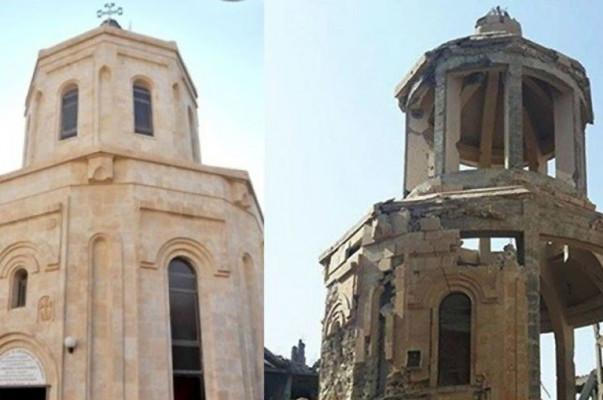 Դեր Զորի Սրբոց Նահատակաց հայկական եկեղեցին և հուշահամալիրը վերանորոգելու որոշում է կայացվել