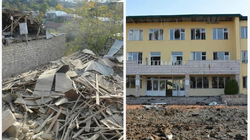 Ադրբեջանական զինուժը շարունակում է թիրախավորել Արցախի խաղաղ բնակավայրերը․ Շուշան Ստեփանյան