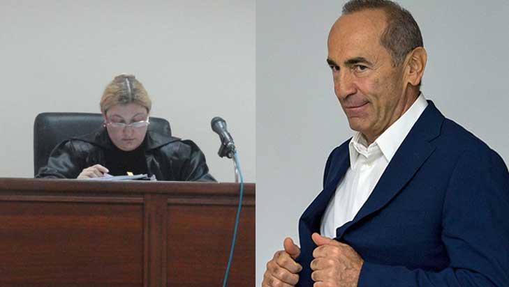 Քոչարյանի փաստաբանները ինքնաբացարկի միջնորդություն կներկայացնեն Աննա Դանիբեկյանին