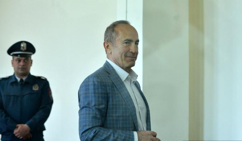 Վերաքննիչ դատարանը մերժեց Ռ. Քոչարյանի պաշտպանների՝ Ա. Դանիելյանին ներկայացրած ինքնաբացարկի միջնորդությունը