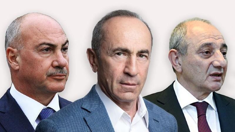 Արցախի և Հայաստանի պաշտոնաթող նախագահները հանդիպել են