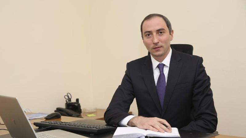 Ռոբերտ Խաչատրյանը նշանակվել է ՀՀ ԲՏԱ նախարարի տեղակալ