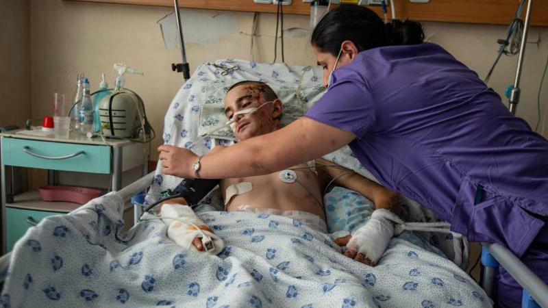 Մարտակերտից փախչող ընտանիքի մեքենային ԱԹՍ է հարվածել․ 13-ամյա տղան 5 օր կոմայի մեջ է եղել, վերջերս է դուրս եկել