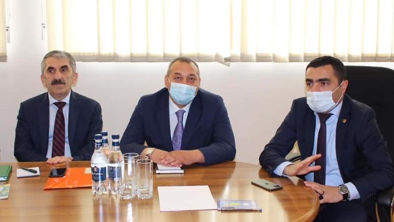 ՇՄՆ «Բնապահպանական ծրագրերի իրականացման գրասենյակ» պետական հիմնարկը տնօրենի նոր պաշտոնակատար ունի