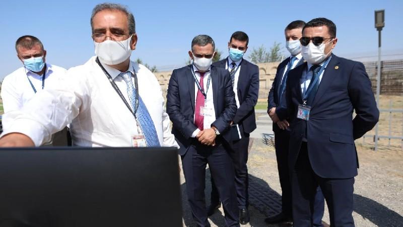 ՇՄ նախարարն այցելել է «Զվարթնոց» ավիաօդերևութաբանական կենտրոն