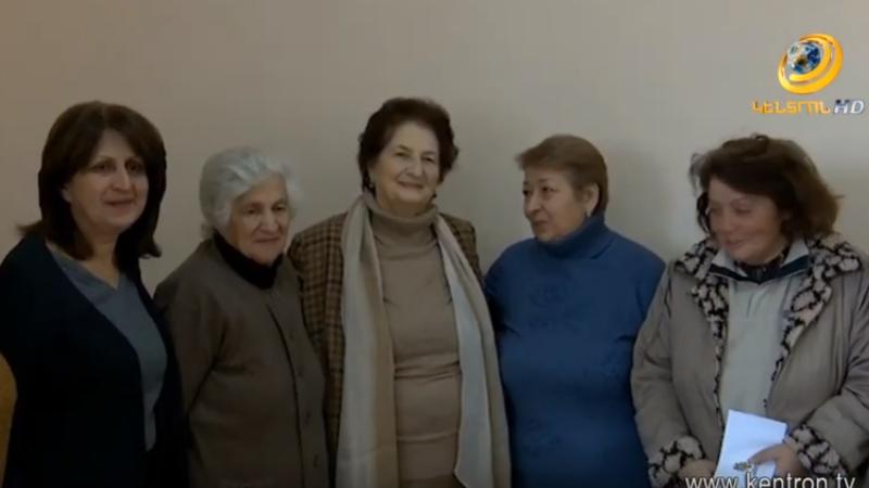 «Գ. Ծառուկյան» հիմնադրամը ֆինանսական աջակցություն է տրամադրել Սումգայիթի ջարդից փրկված 10 ընտանիքի