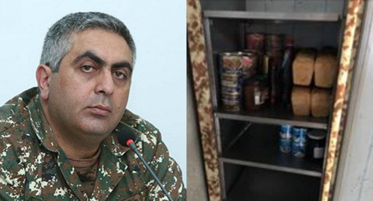 Արծրուն Հովհաննիսյանը մարտական դիրքերից լուսանկարներ է հրապարակել