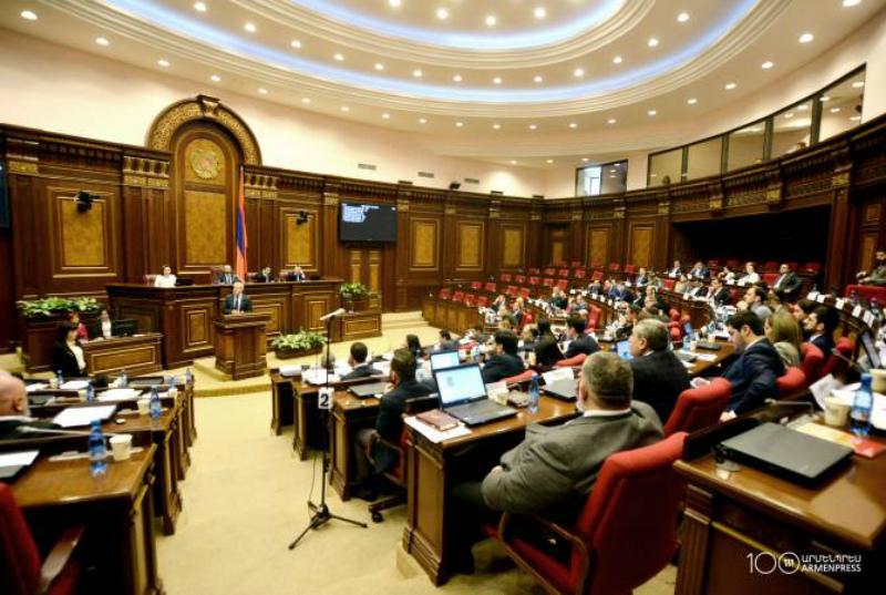Թոշակառուի առաջարկը համաձայնության արժանացավ Ազգային ժողովում