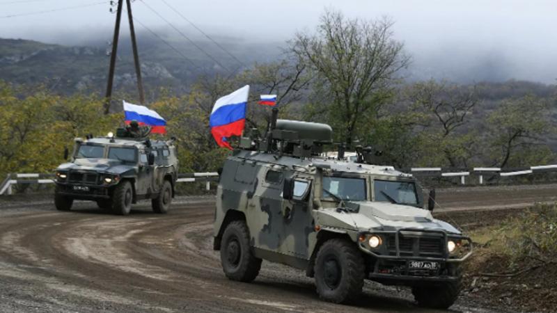 Ռուս խաղաղապահներն ադրբեջանական ԶՈՒ-երի վեց շարասյուն են ուղեկցել ԼՂ-ում