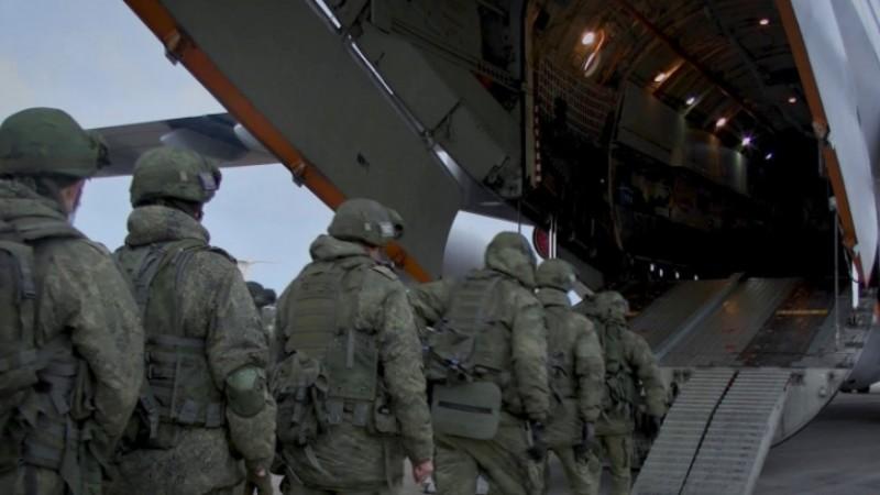 ՌԴ-ից ՀՀ ուղևորվել է ռազմական տրանսպորտային ավիացիայի 20 Իլ-76 ինքնաթիռ