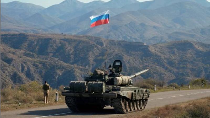 ՌԴ-ն Հայաստանում սահմանային 5 լրացուցիչ ուղեկալ է տեղակայել
