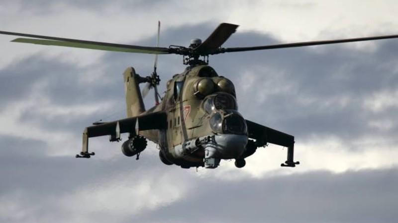 ՌԴ Պաշտպանության նախարարությունը՝ ուղղաթիռի խոցման մասին