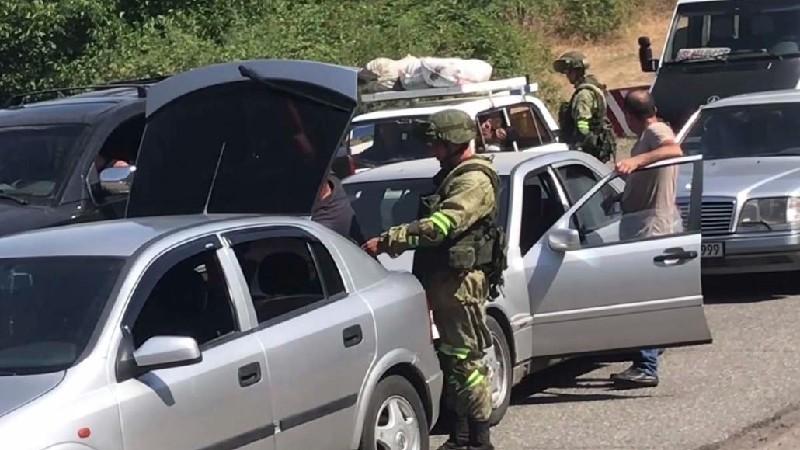 Ռուս խաղաղապահները շարունակում են վերահսկողությունը Լաչինի միջանցքում