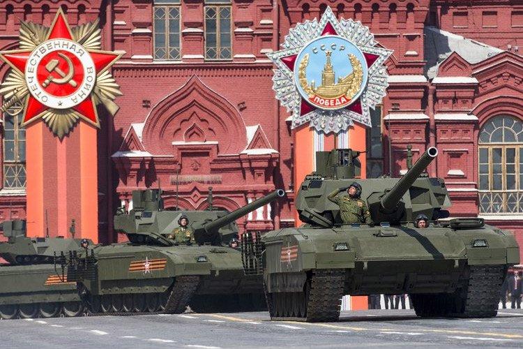 Մինչ Ռուսաստանի հանդեպ վախը աճում է, զինուժի ոլորտում նրա ծախսերը իրականում նվազում են. The Washington Post